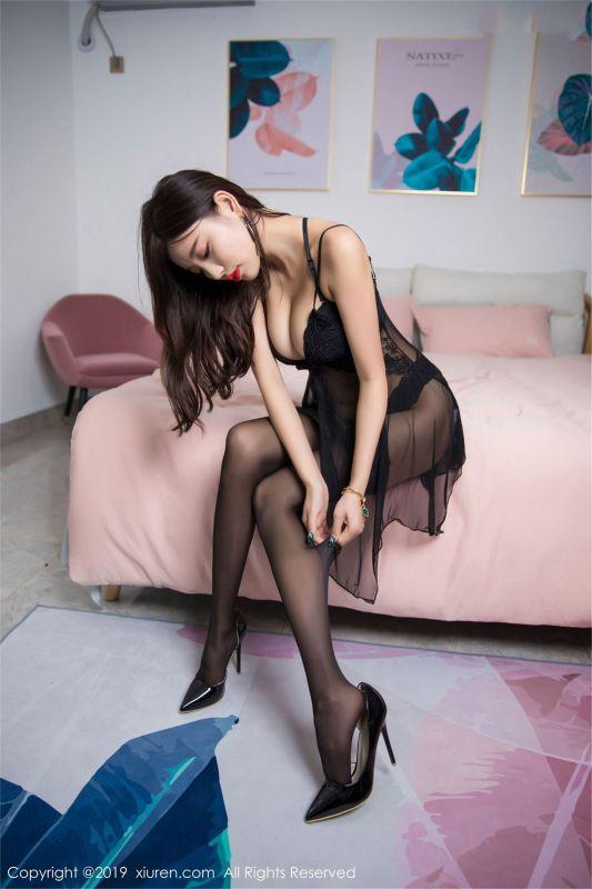 黑丝美腿性感女神 杨晨晨sugar