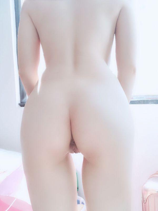 美羽miu-白丝洗澡无圣光套图